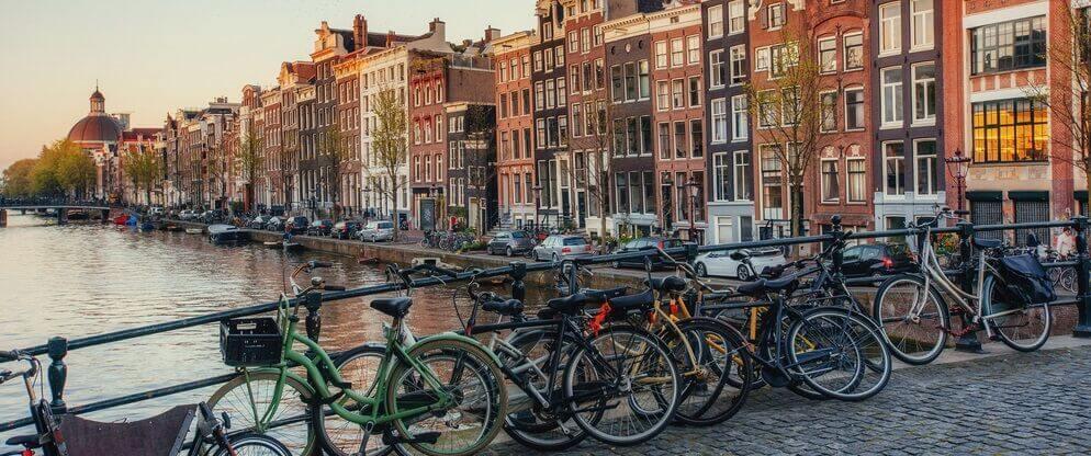 Umzug nach Amsterdam - Informationen und Umzugsfirmen