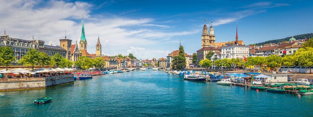 Brief Nach Zürich : Umzug nach zürich infos tipps und umzugsunternehmen